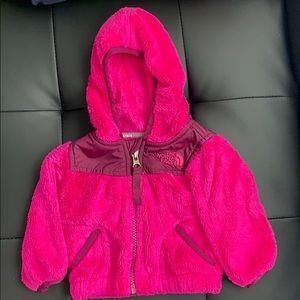 Infant the north face fleece size 0-3